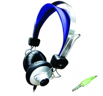 Deluxe Headphone with Volume Control (No Microphone)