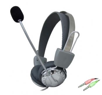 Deluxe Headphone with Microphone
