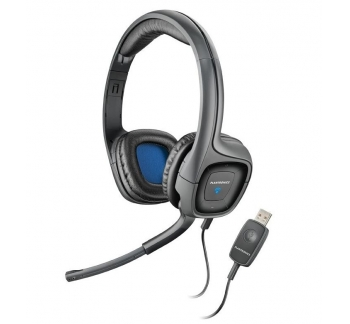 Plantronics .Audio655 DSP Gamers USB Stereo Headset