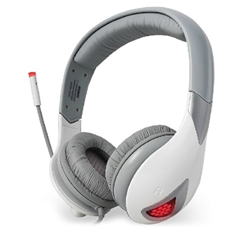 USB 5.1 Headphone with Mic & LED Indicator