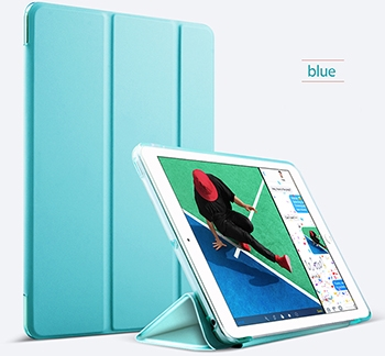 iPad 2017 Deluxe Front and Back Cover (anti-crack-edge)